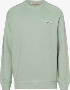 Zielona bluza Scotch & Soda w stylu casual