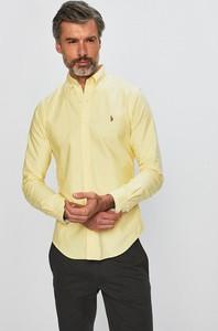 Żółta koszula POLO RALPH LAUREN