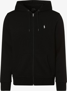 Czarna bluza POLO RALPH LAUREN w stylu casual