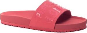 Różowe buty letnie męskie Pepe Jeans