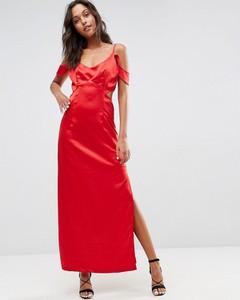 Czerwona sukienka Wyldr