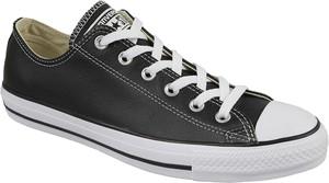 Czarne buty letnie męskie Converse