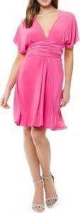 Różowa sukienka Inna mini