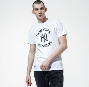 T-shirt New Era z krótkim rękawem