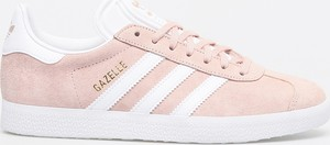 Buty adidas Gazelle (vapour pink/white/gold met)