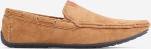 Półbuty Yourshoes ze skóry