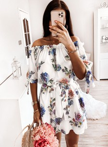Sukienka Pakuten hiszpanka mini