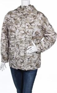 Kurtka BooHoo w militarnym stylu krótka