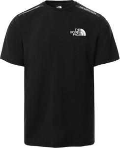T-shirt The North Face z dzianiny