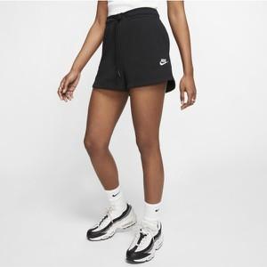 Szorty Nike z dzianiny w sportowym stylu