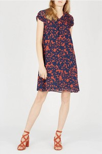 Sukienka See u Soon z krótkim rękawem mini