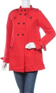 Czerwony płaszcz Urban By Venca