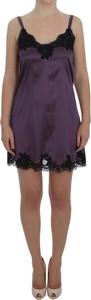 Fioletowa piżama Dolce & Gabbana