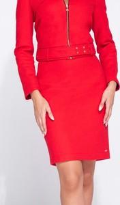 Spódnica Bien Fashion midi w stylu casual