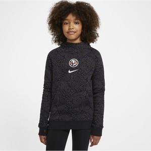 Czarna bluza dziecięca Nike