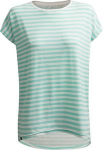 T-shirt Outhorn z krótkim rękawem w stylu casual z okrągłym dekoltem