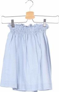 Niebieska spódniczka dziewczęca Nueces