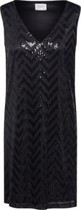 Sukienka JACQUELINE DE YONG z dekoltem w kształcie litery v z bawełny