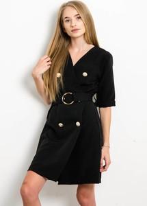 Sukienka Olika w stylu casual mini szmizjerka