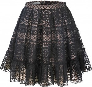 Czarna spódnica Manifiq&co