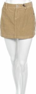 Brązowa spódnica Hilfiger Denim