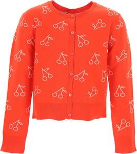 Czerwony sweter Bonpoint