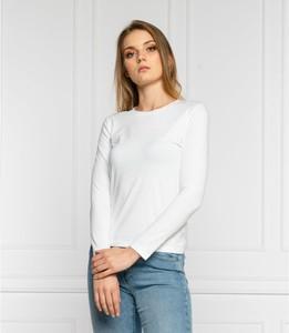 Bluzka Calvin Klein w stylu casual z długim rękawem