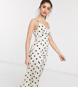 Sukienka Outrageous Fortune Petite na ramiączkach
