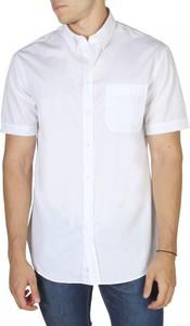 Koszula Emporio Armani z bawełny w stylu casual