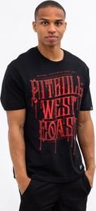 T-shirt Pitbull West Coast