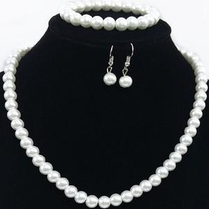 IZMAEL.eu Zestaw Romantic Pearl - Biały