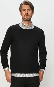 Czarny sweter Clean Cut Copenhagen