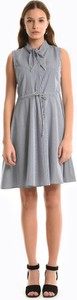 Sukienka Gate w stylu casual z bawełny mini