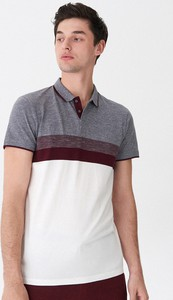 Koszulka polo House w stylu casual