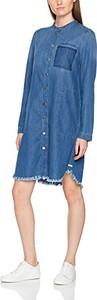 Niebieska sukienka marc o'polo denim