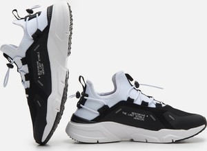 Cropp - Niskie sneakersy Restore - Biały