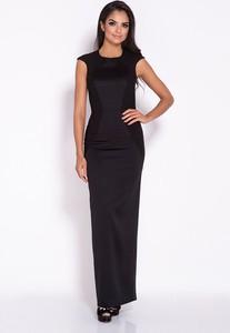 86ea9fda92 sukienka wieczorowa czarna długa - stylowo i modnie z Allani