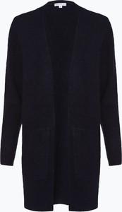 Granatowy sweter Marie Lund z wełny w stylu casual