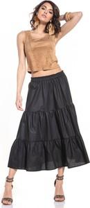 Spódnica Tessita z bawełny midi