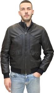 Czarna kurtka Jeckerson w stylu casual