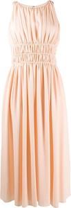 Sukienka Emporio Armani bez rękawów