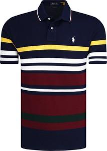 T-shirt POLO RALPH LAUREN w stylu casual