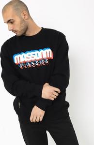 Bluza Massdnm z bawełny w młodzieżowym stylu