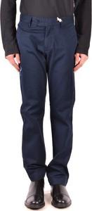 Niebieskie spodnie La Martina