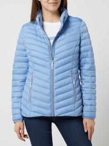 Niebieska kurtka Christian Berg Woman Selection krótka
