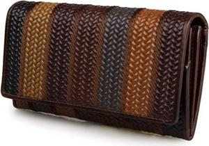 6e54160fbd911 portfele damskie kolorowe - stylowo i modnie z Allani