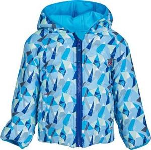 Niebieska kurtka dziecięca Wanabee