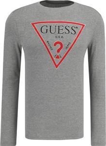 Koszulka z długim rękawem Guess Jeans z długim rękawem