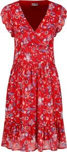 Sukienka Liu-Jo bez rękawów z dekoltem w kształcie litery v w stylu casual