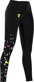Spodnie Smmash w sportowym stylu z tkaniny